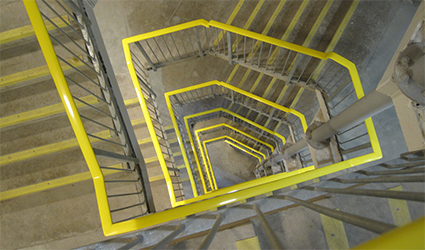 Stair Pressurisation Residential Buildings